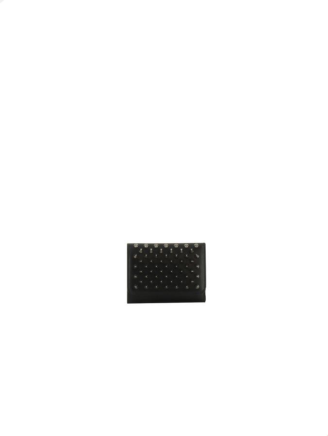Christian Louboutin Christian Louboutin Mini Macaron French Wallet
