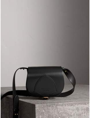Burberry The Satchel in Bridle Leather