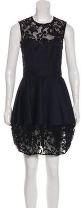 Opening Ceremony Mini Lace Dress