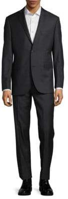 Saks Fifth Avenue Extra Slim Fit Casual Wool Suit