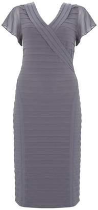 Mint Velvet Mercury Panelled Bandage Dress