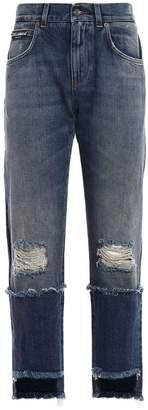 Dolce & Gabbana 5 Pocket Denim Pants