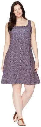 Columbia Plus Size Freezer III Dress Women's Dress