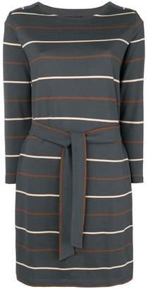 A.P.C. long sleeved jersey dress