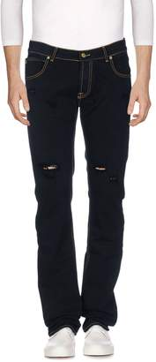Maison Clochard Denim pants - Item 42639877UA