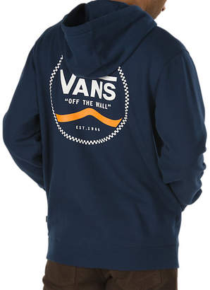 Side Striped Pullover Hoodie
