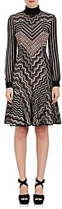 Missoni Women's Zigzag Wool-Blend Sweaterdress - Red