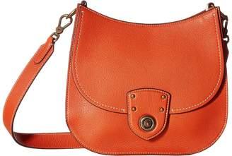 Lauren Ralph Lauren Millbrook Convertible Crossbody Large Cross Body Handbags