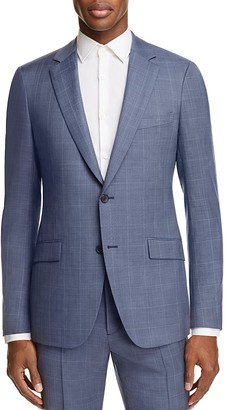 Theory Wellar Camley Slim Fit Suit Separate Sport Coat $595 thestylecure.com