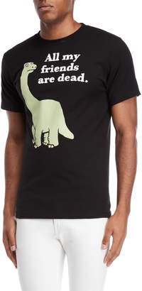 Ripple Junction All My Friends Are Dead Tee