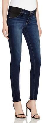 Paige Denim Verdugo Skinny Maternity Jeans in Nottingham $189 thestylecure.com