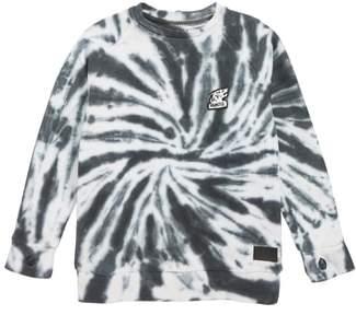 Munster Twisted Tie Dye Crewneck Sweatshirt