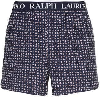 Polo Ralph Lauren Paisley Slim Fit Boxers