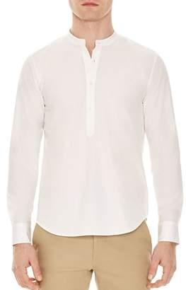Sandro Tunice Poplin Slim Fit Shirt