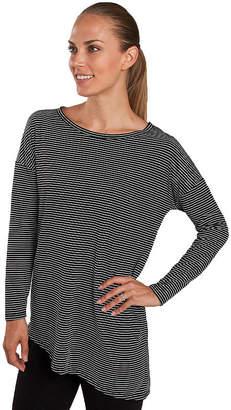 Jockey Long Sleeve Asymmetrical T-Shirt