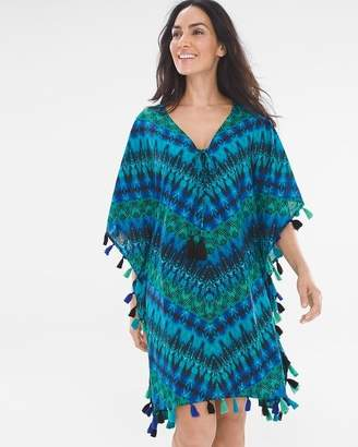Miraclesuit Cabana Chic Swim Cover-Up Caftan