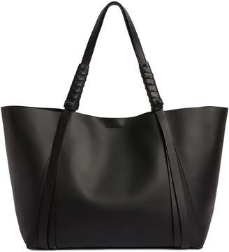 AllSaints Voltaire Leather Tote
