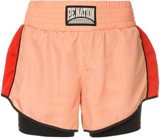 P.E Nation cornermen shorts