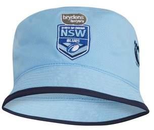Canterbury of New Zealand NSW Blues State of Origin 2018 Bucket Hat