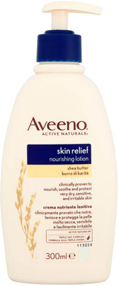 Aveeno Skin Relief Body Lotion with Shea Butter 300ml