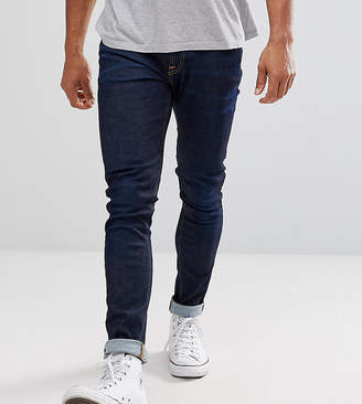 Nudie Jeans Skinny Lin Jeans Nearly Dry Wash