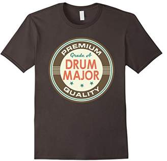 Drum Major Gift Marching Band Music Shirt