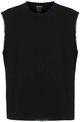 OSKLEN knitted tank top