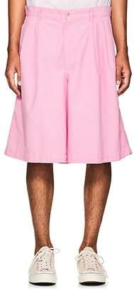 Comme des Garcons Men's Cotton Corduroy Shorts
