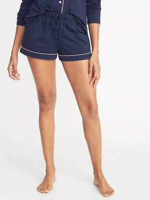 Old Navy Jersey Sleep Boxers for Women