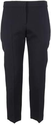 Alexander McQueen Tailored Cropped Pants