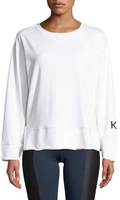 Koral Activewear Global Pullover Sweatshirt