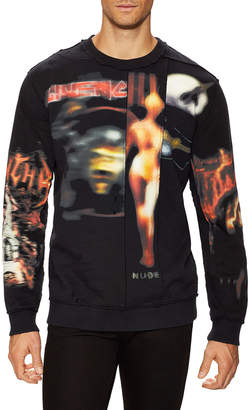 Givenchy Printed Crewneck Sweater