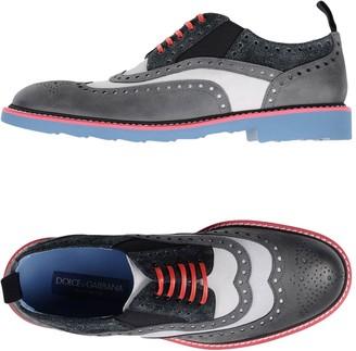 Dolce & Gabbana Lace-up shoes - Item 11462437DW