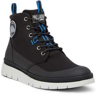 Palladium Pallasider Waterproof Coated Mid Boot