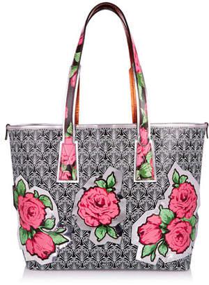 Liberty London RQ LT Marlborough Rose Tote Bag