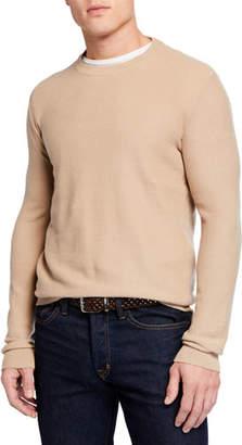 Neiman Marcus Il Borgo for Men's Honeycomb Sweater