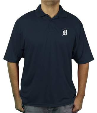 MLB Detroit Tigers Men's poly polo shirt