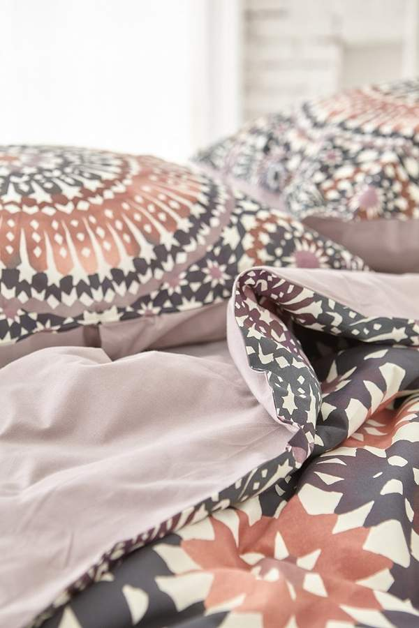 Magical Thinking Moroccan Tile Duvet Cover Shopstyle Home