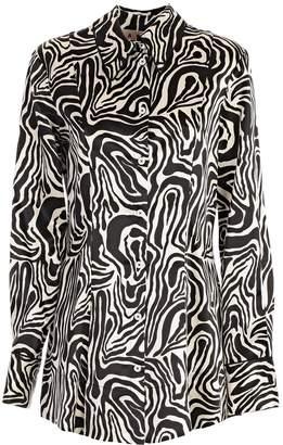 Marni Zebra Print Shirt