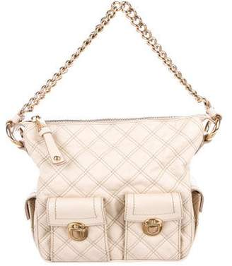 Marc Jacobs Quilted Leather Blake Hobo