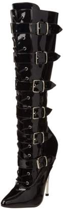 Pleaser USA Women's Dagger-2042 Knee-High Boot