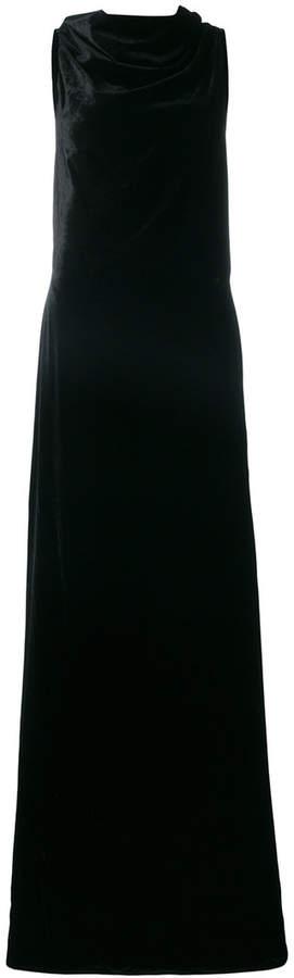 Gareth Pugh open back long dress