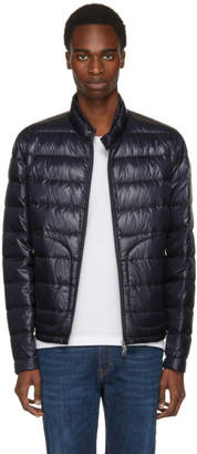 Moncler Navy Down Acorus Jacket