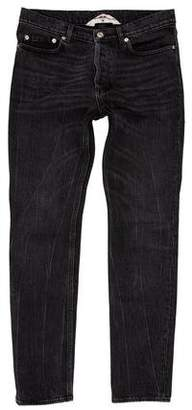 Golden Goose Mid-Rise Skinny Jeans