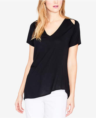 Rachel Roy Slit-Shoulder Top, Created for Macy's