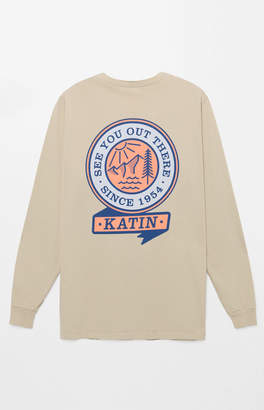 Katin Emblem Long Sleeve T-Shirt