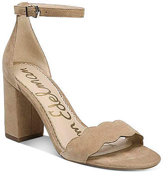 Sam Edelman Odila Ankle-Strap Dress Sandals Women Shoes