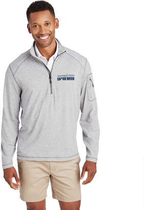 Vineyard Vines Mens Shark Week Performance 1/4-Zip