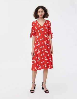 Farrow Sabine Floral Dress