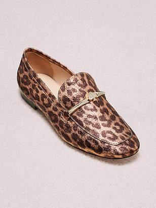 Kate Spade Lana Flats, Bronze - Size 5